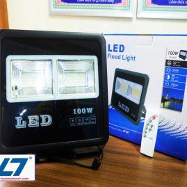 Đèn LED Năng lượng mặt trời - 100W