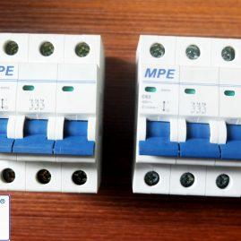 Cầu dao tự động MPE (APTOMAT)